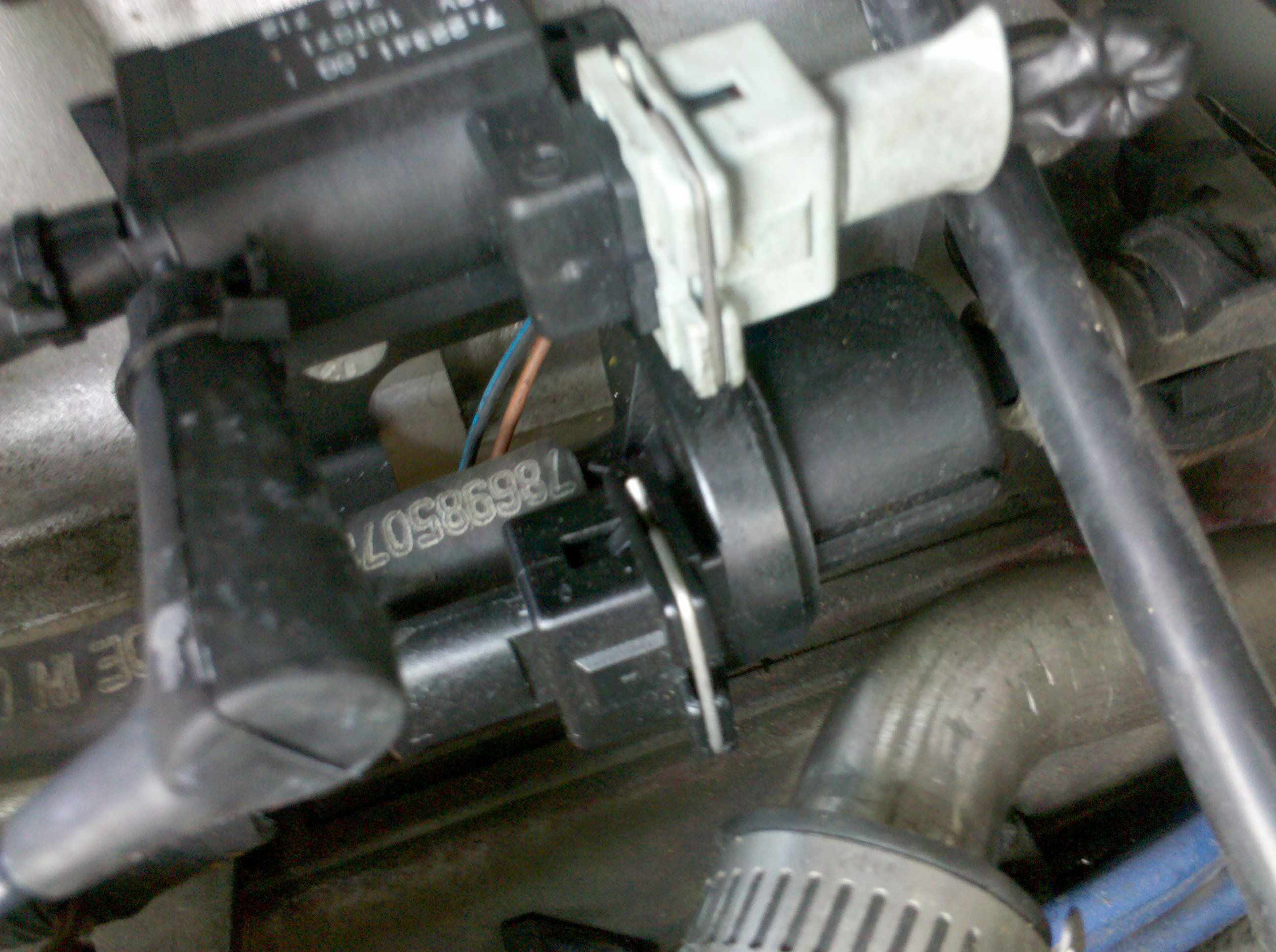 Show me your Purge Valve (p0441) - Land Rover Forums : Land Rover
